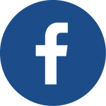 Logo Facebook cerchio