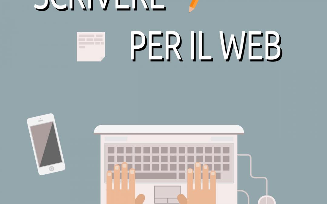 Scrivere per il web: ecco alcune regole