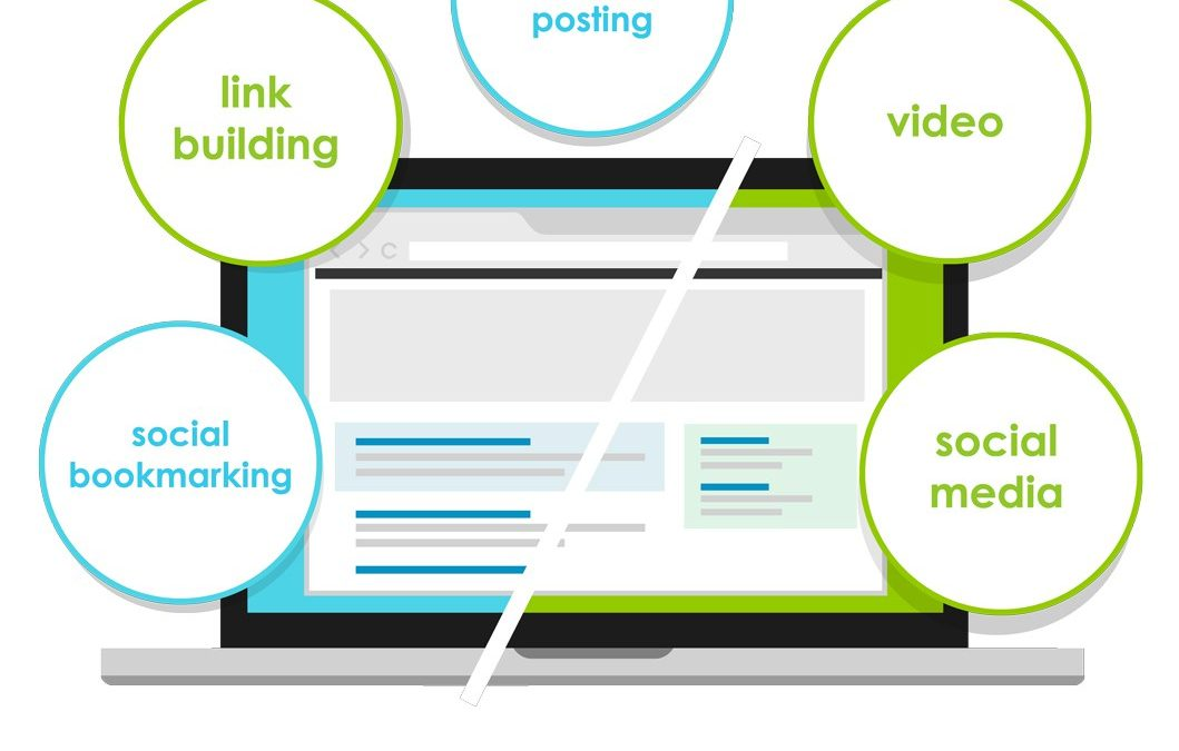 Consigli di SEO off site, tra  link building e social media