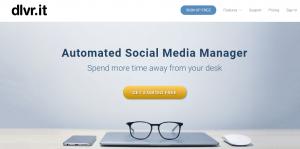 Dlvr-social-media-tool